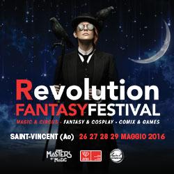 Rava Revolution di Magia 2016