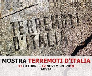 Mostra Terremoti d'Italia