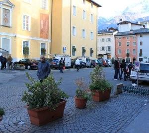 Aosta aggiudicato l 39 intervento di riqualificazione di - Caruso porta romana ...