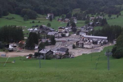 Ondata di maltempo in Vallée, colpiti ancora Valtournenche e Ollomont