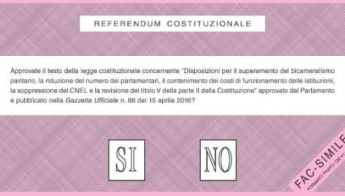 Referendum costituzionale, circa 51 milioni gli elettori al voto