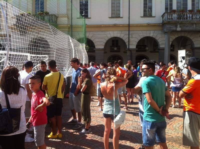 Aosta, portiere di 24 anni muore durante torneo di calcio