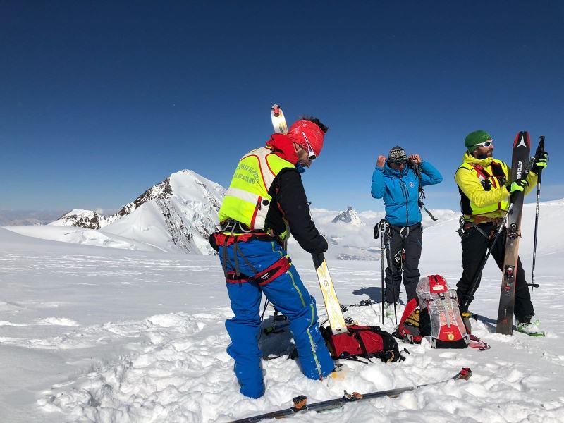 Svizzera, ragazzo di 17 anni precipita e muore sul Monte Rosa