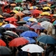 Maltempo, allerta della protezione civile per temporali in Valle d'Aosta