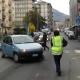 Aosta, scontro tra auto in via Festaz: traffico deviato