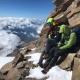 Monte Rosa, elicottero recupera alpinista ferito