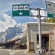 Nascondeva un chilo di stupefacenti nel bagaglio: in manette al Monte Bianco