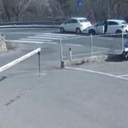 Sarre, tamponamento a catena sulla strada statale 26 - VIDEO
