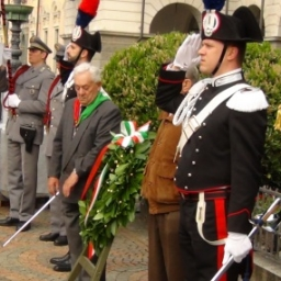 25 Aprile, ad Aosta la cerimonia di commemorazione della Liberazione